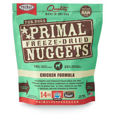 Primal Freeze Dried Canine Chicken 14oz