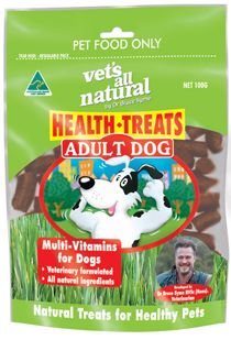 Vets All Natural Health Treats Adult Dogs